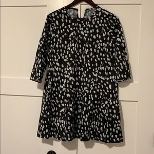 dotted dress NWOT!